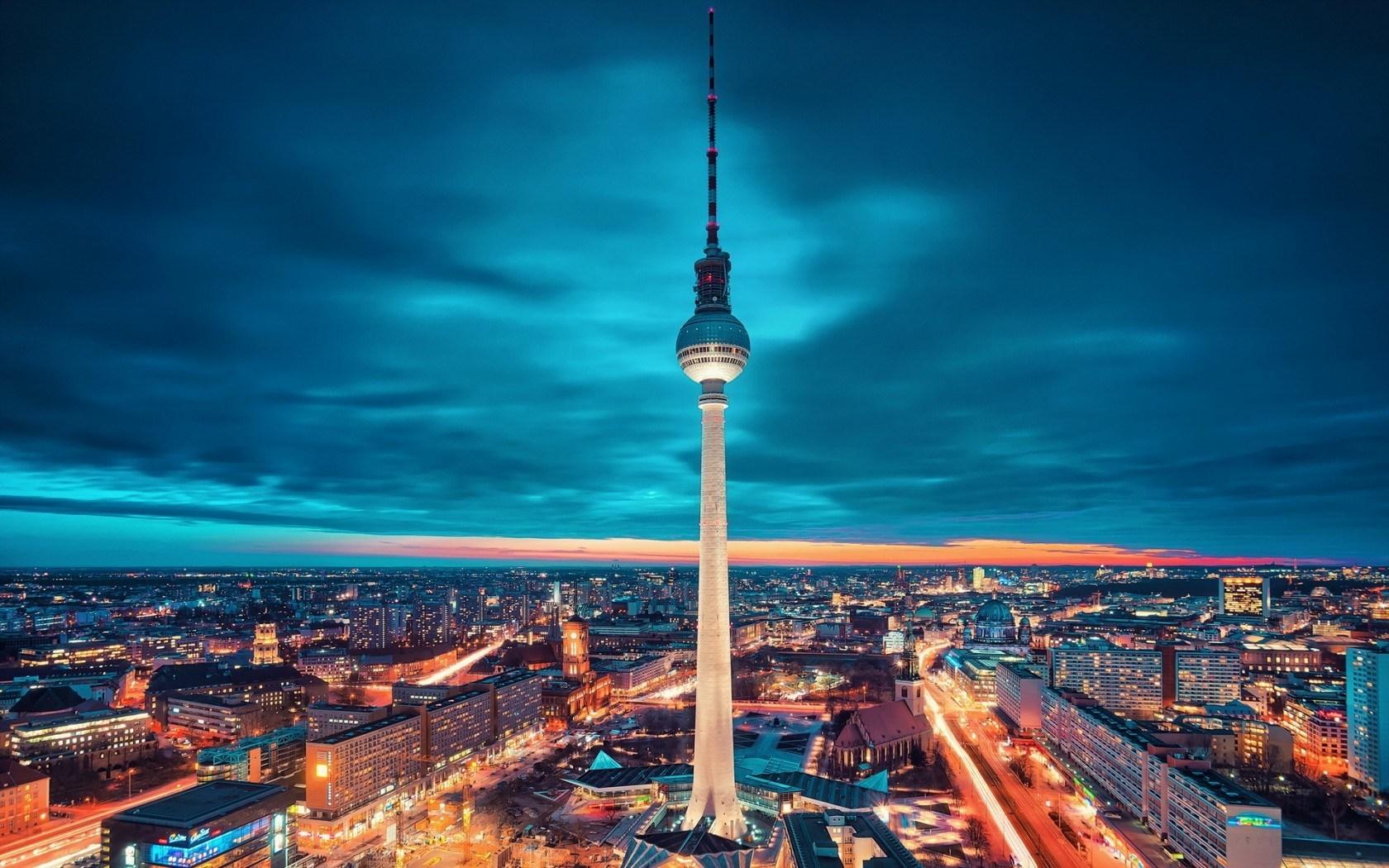 Meeresspiegel Berlin